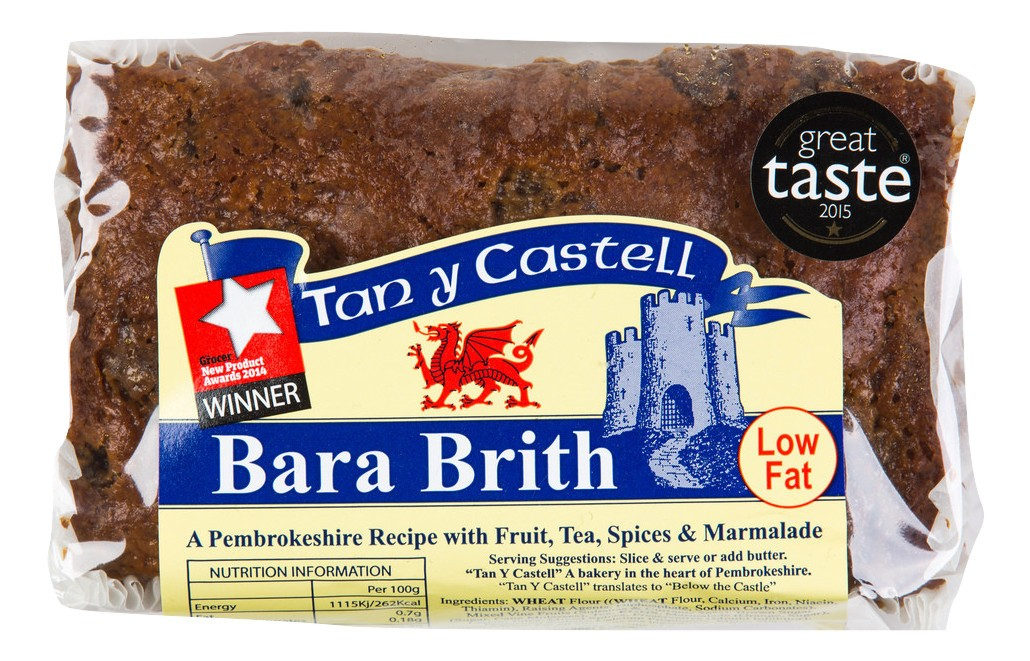 Bara Brith Cake Tan Y Castell Welshcakes Baked In Pembrokeshire